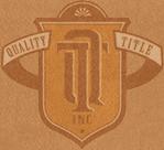 Quality Title, Inc.